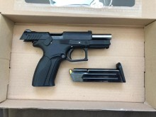 Man jailed for firearms offences