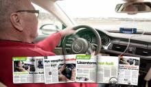 Teknikens Värld-granskning ger säkrare bil