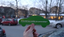 Parkeringsbrist hindrar bilpoolsexpansion i Stockholm