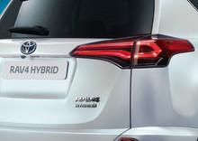 Toyota Prius och RAV4 Hybrid premiärvisas på bilsalongen i Frankfurt