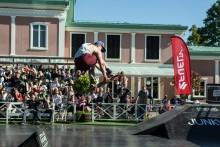 Imorgon börjar Sveriges största skateboard-event