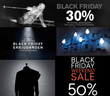 BLACK FRIDAY - E-business as usual