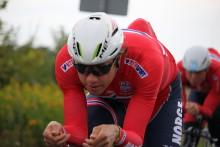 Boasson Hagen nummer 7 på EM Tempoen