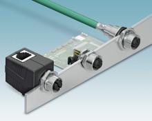 Nyt M12 stik til 10 Gbps dataoverførsel