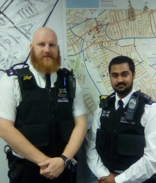 Body Worn Video launched in Wandsworth