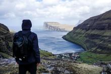 Traillöpning och äventyr vid världens ände