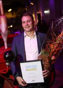 Årets innovatör 2015 i Eskilstuna utsedd
