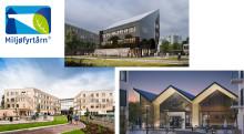 LINK arkitektur Miljøfyrtårnsertifisert