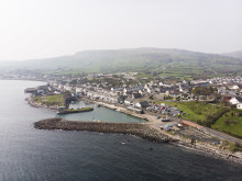 Vote now for the Heritage Hub at Carnlough Town Hall in the 2019 Heritage Angels Award