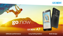 Kraftfulla Alcatel A7 lanseras i Sverige