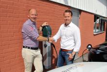 Gävle Energi lanserar helhetslösning för laddplatser