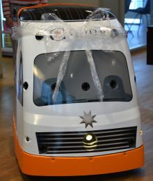 Coor først i Europa med næste generation af rengøringsrobot
