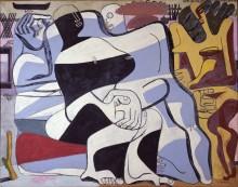Utstilling om Le Corbusiers nye retning som billedkunstner og arkitekt