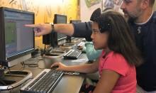 Denne uken skal 50.000 norske skoleelever lære koding