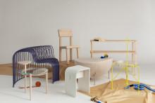 In Transit – Beckmans Design Collaboration på Stockholm Furniture Fair