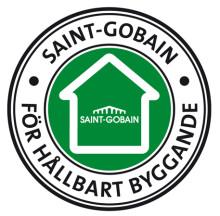 Saint-Gobain arbetar för ett hållbart byggande
