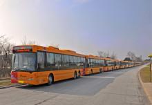 Scania ny markedsleder for busser i 2012