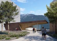 Neue Konzerthalle in Andermatt: Eröffnung durch Berliner Philharmoniker