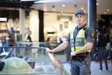 Ordningsvakten får inte reduceras till B-polis