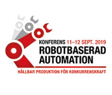 Robotkonferensen på Elmia förlängs till två dagar