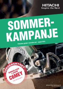 Sommerkampanje 2016 (4 sider)