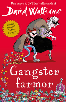 Udkommer i dag:  GANGSTER FARMOR af David Walliams