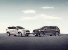 Stor efterfrågan på fullutrustade SUV:ar öppnar upp för Ford Kuga Vignale och Edge Vignale