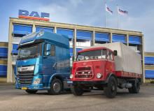 DAF Trucks – 90 år av innovativa transportlösningar
