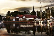 Spritmuseum på Djurgården är nominerade till Stora Turismpriset 2013!