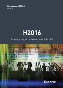 H2016: Handlingsprogram med økonomiplan 2016-2019