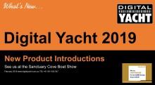 Digital Yacht Australia - 2019 AU$ Price List