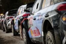 Hyundai Motorsport säkrade andraplatsen i 2016 FIA World Rally Championship