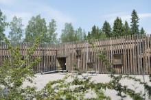 Årets kulturpris till Torsby Finnskogscentrum