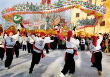 Kinesiskt nyår på Östasiatiska museet – fira in Hundens år!