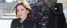 Alexandra Pascalidou samtalar om krisens Grekland