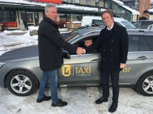 Østfold Taxitjenester installerer Dräger alkolås
