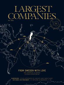 Tio år i företagens tjänst – Svenskt näringsliv analyseras och visas upp i unika topplistor