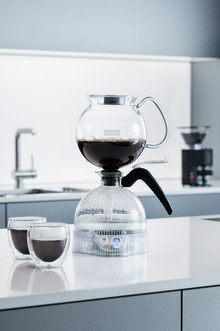 BODUM introducerar ePEBO vakuumkaffebryggare.