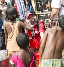 World Disasters Report 2018:  Så kan fler nås av katastrofhjälp trots mer begränsade resurser