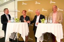 Guldklubban i Almedalen: Ökande konkurrens driver styrelsernas mångfaldsarbete