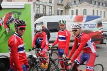 Nordmennene krasjet ut av Paris-Roubaix