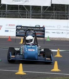 Kudos to Chalmers Formula Student!