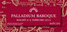 Palladium Baroque 2012 – Passionerade & paradisiska barockklanger med bl.a Paul O'Dette & Dan Laurin