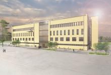 Byggstart för polisutbildningens nya lokaler i Umeå