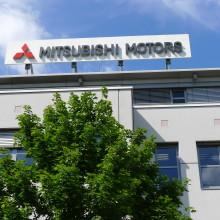 Mitsubishi in Deutschland mit vorbildlicher Umweltbilanz