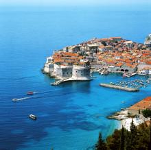 Kesän 2018 uutuuskohde Dubrovnik on Euroopan kuumin elokuvanäyttämö