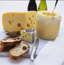Pressinbjudan: Ostfestival för den goda svenska osten 7-8 februari 2014