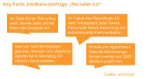 Umfrage: Recruiter 4.0 – so denken die Experten