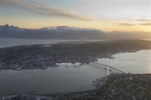 Nordnorges metropol Tromsö– Äventyr mitt i city