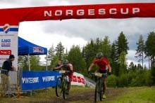 Opsahl, Johannessen, Sveum og Hægstad tok seieren i NC 9 Lillehammer